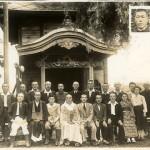 地蔵堂改修工事落成記念(昭和25年)