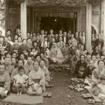 地蔵祭典記念(昭和33年)